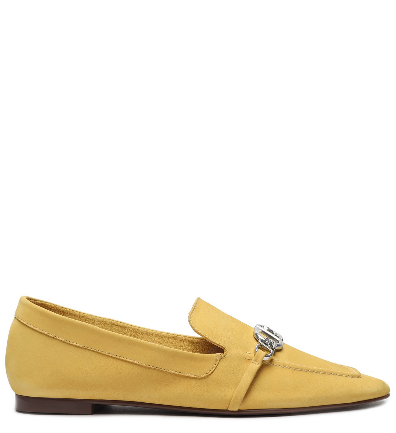 Loafer Minimal Nobuck Yellow | Schutz