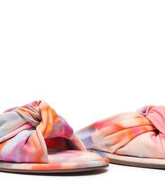 Flat Knot New Tie-Dye