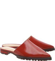 Flat Mule Tratorada Tango Red