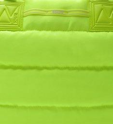 Shopping Fluffy Neon Yellow