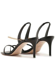 Sandália Strings Glam Black