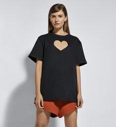 Ginger x Schutz T-Shirt Black
