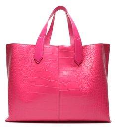 Shopping Bag Alexia Texture Pink