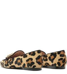 Loafer Glam Animal Print