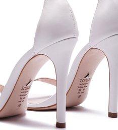 Sandália Minimal Gisele White