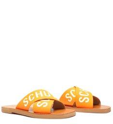 RASTEIRA DE X LOGO SCHUTZ Orange