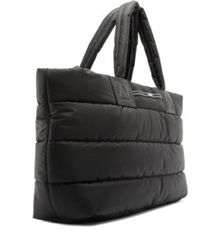 Shopping Bag Fluffy Black