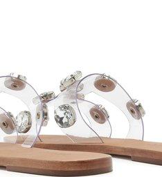 Slide Clear Metallic Balls Neutral