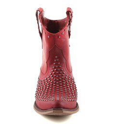 Bota Cowgirl Glam Red