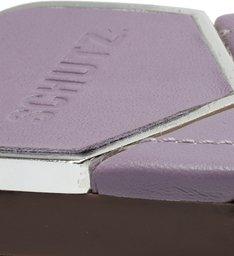 Flat Slide Matelassê Candy Violet