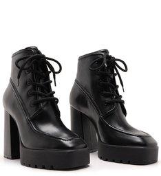 Combat Boot Elektra Black