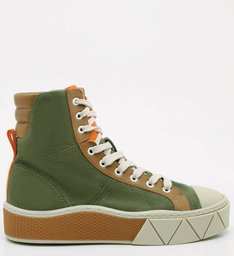 Tênis Urban High Green