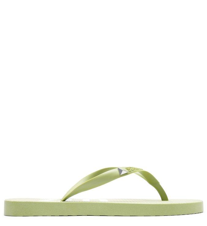Flip Flop Triangle Green