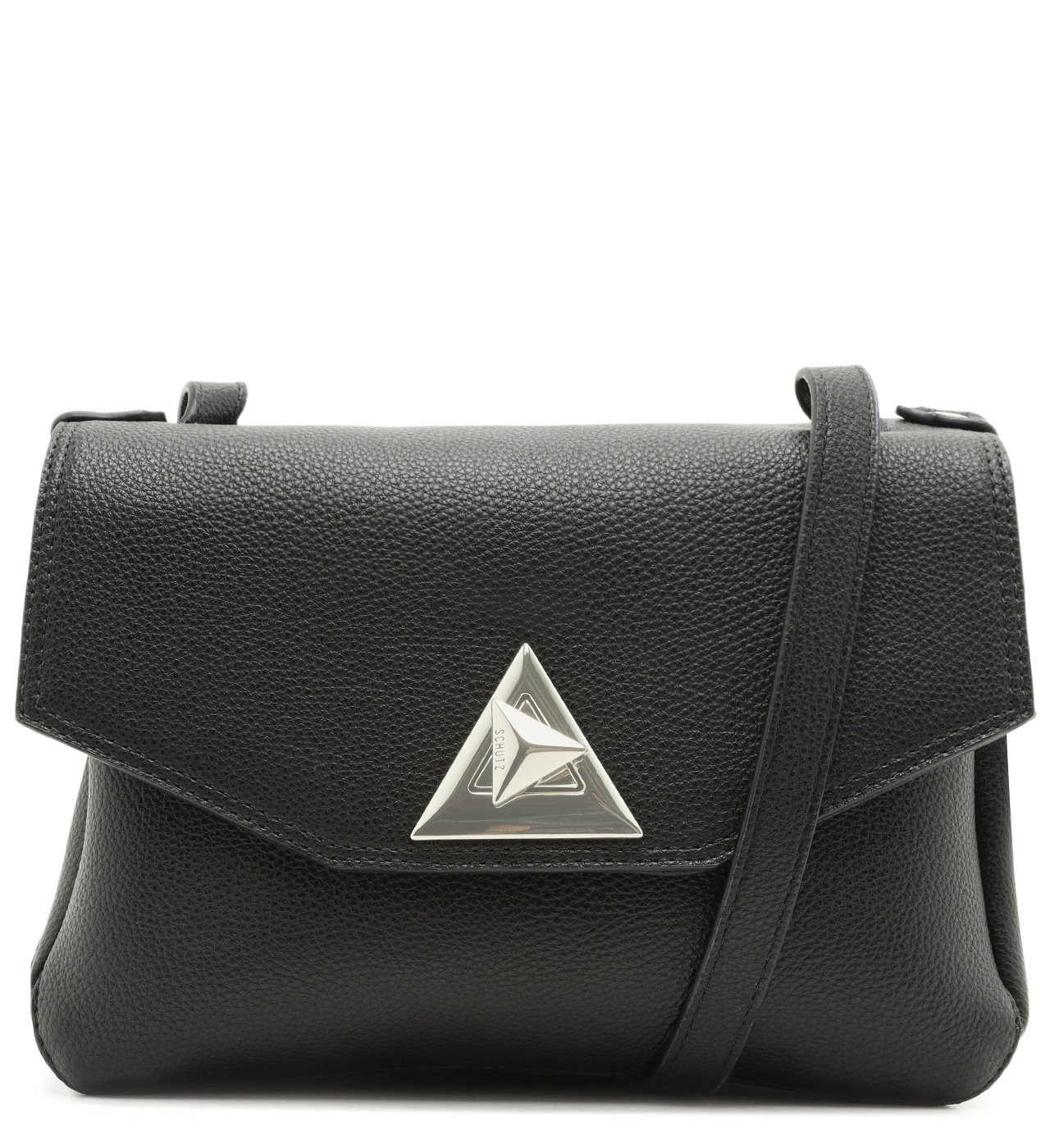Mini Satchel Bag Leona Black | Schutz