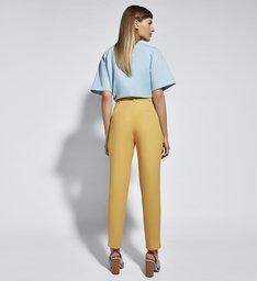 Ginger x Schutz Calça Yellow