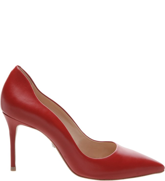 Scarpin Curves Red
