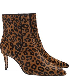 Bota Salto Animal Print
