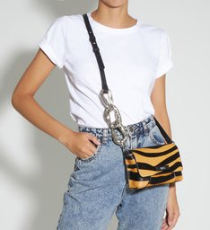 Crossbody Ully Animal Print Soft