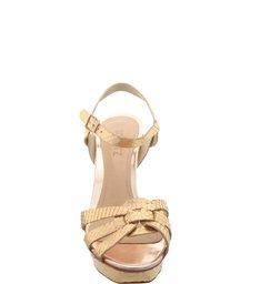 Sandália Basic Ouro