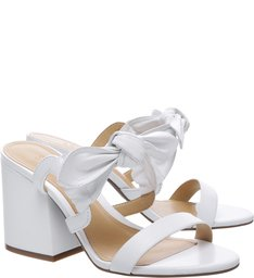 Sandália Mule Sweet White