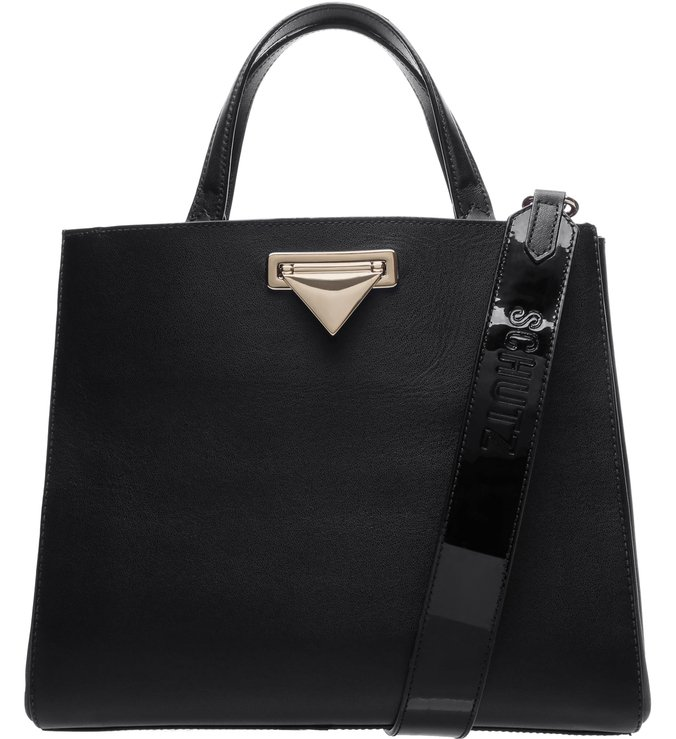 Handbag Didi Triangle Black | Schutz