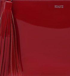 Bolsa Clutch Red
