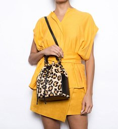 Bucket Bag Tressê Wild Pony