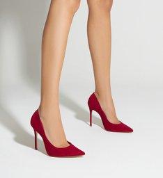 Scarpin Classic High Red