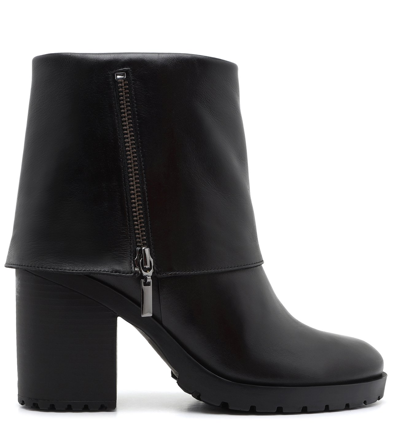 Ankle Boot Tratorada Cape Black | Schutz