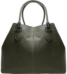 Slouchy Bag Verde-Militar