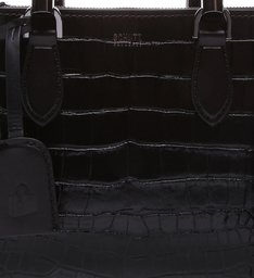 Tote New Lorena Croco Black