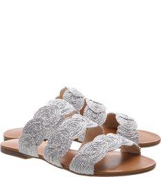 Flat Sparkle Silver