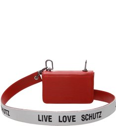 Mini Crossbody Live Love Red