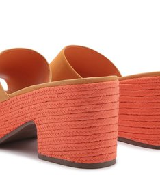 CLOG NATURAL ORANGE
