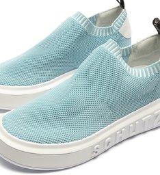 Sneaker It Schutz Knit Blue