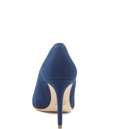 Scarpin Basic Steel Blue