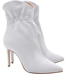 Bota Salto Frown White