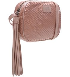 Crossbody Kate Bright Snake Rose