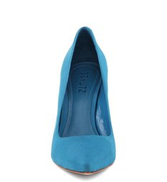 Scarpin Salto Médio Frenc Blue