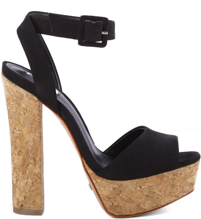 Sandália High Heels Black