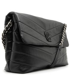 Shoulder Bag Kyra Soft Black