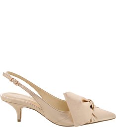 Kitten Heel Cindy Maxi Bow