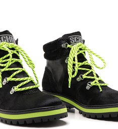 Bota Hiking Tratorada Black