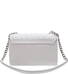 Crossbody Matelassê White