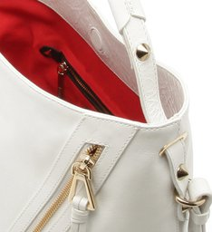Tote Motorcycle White