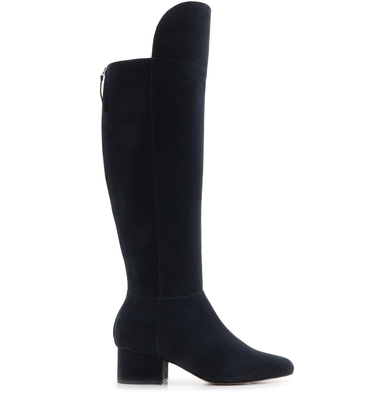 Bota Over The Knee Suede Blue | Schutz