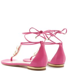 RASTEIRA STRINGS LACE-UP GLAM PINK