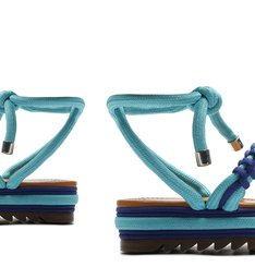 Sporty Sandals Fun Blue