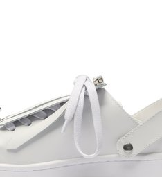 Tênis Ultralight Open Back White