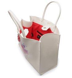 "Shopping Bag Artsy ""A to Z"" White"